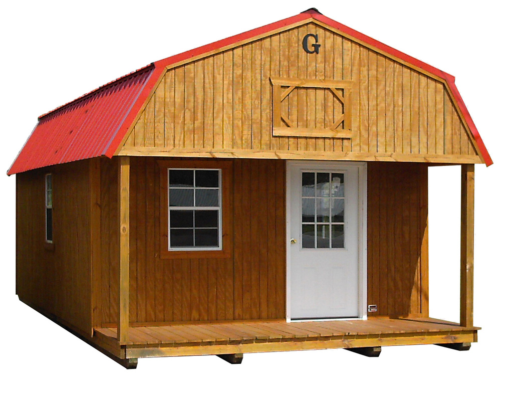 Graceland portable buildings smarter outdoor solutions for Portable building floor plans
